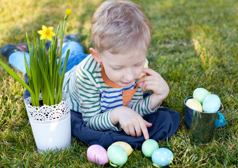 Download Easter time stock photo. Image of childhood, american - 36968946