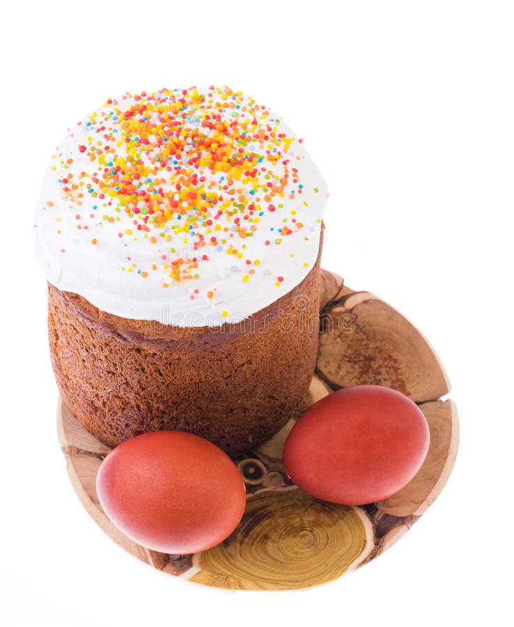 Easter Traditional Food Stock Photography