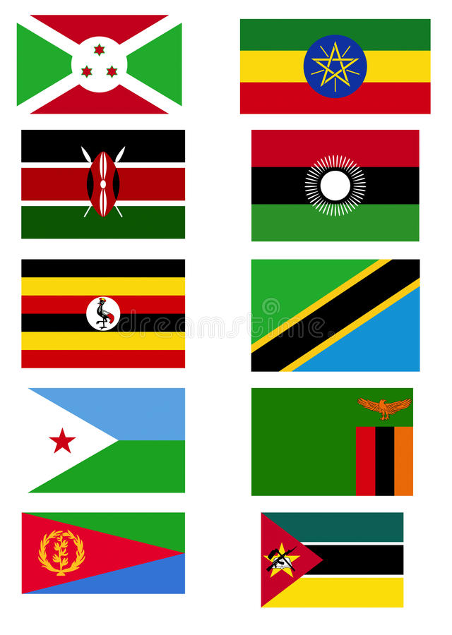 Download Eastern Africa. Royalty Free Stock Image - Image: 23766656