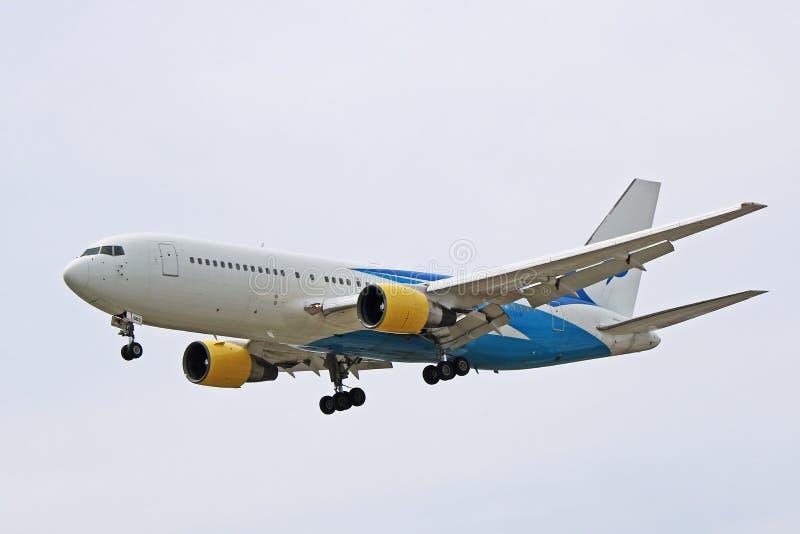Eastern Airlines Boeing 767-200 en acercamiento final fotos de archivo libres de regalías