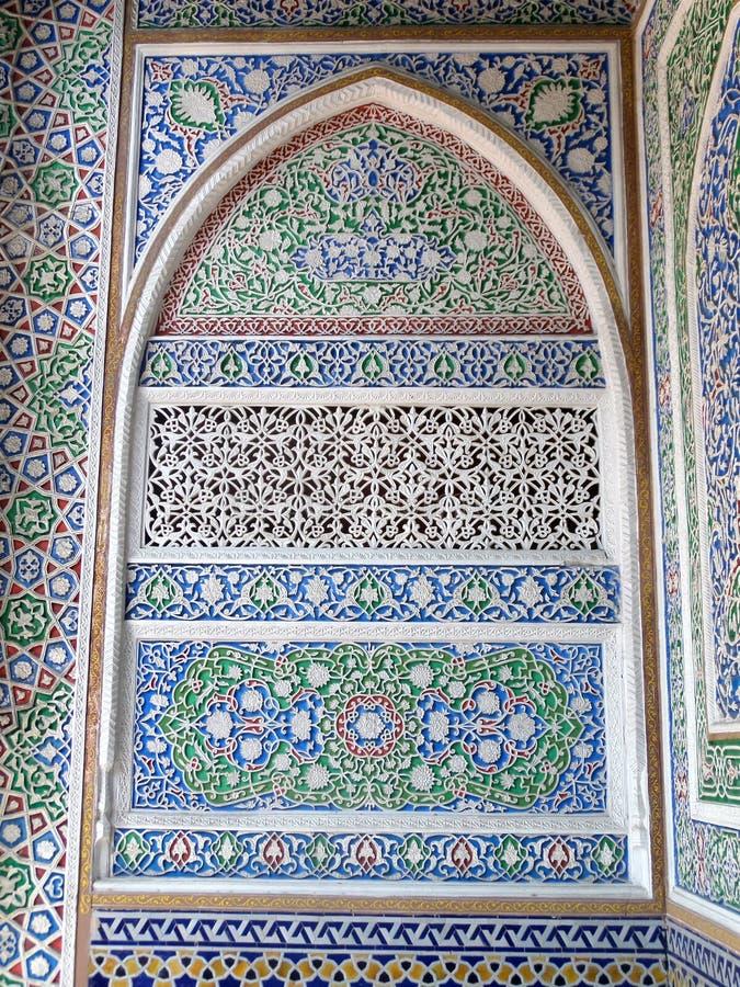 Eastern arabic decorative architectural pattern. Photo eastern arabic islamic decorative architectural pattern pattern stock photos
