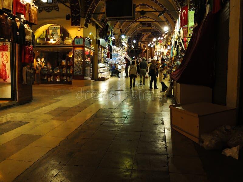 Eastern bazaar royalty free stock photos