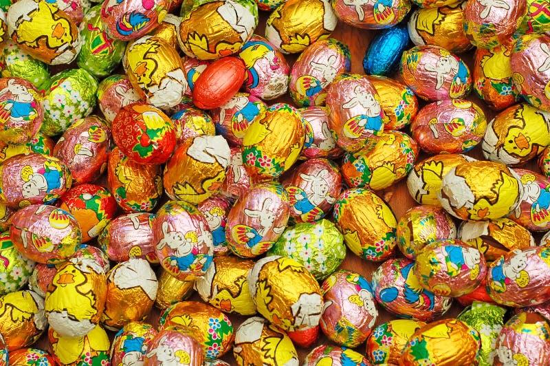 Eastern eggs stock image