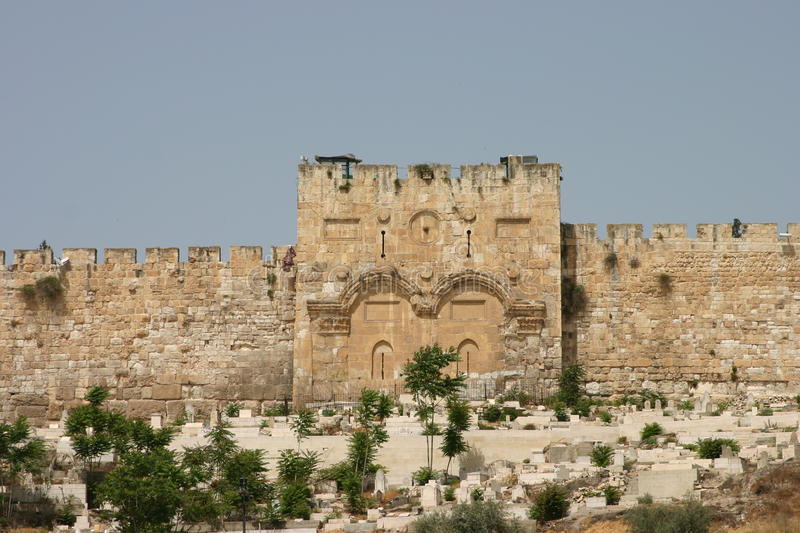 The Eastern Gate royalty free stock photo