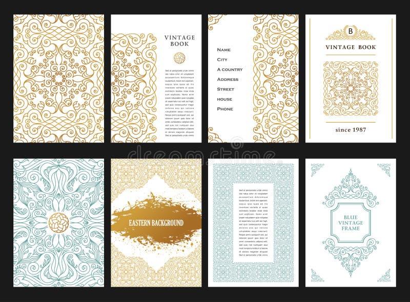 Eastern gold arabic vector lines design templates muslim floral download eastern gold arabic vector lines design templates muslim floral frame for card and postcard stopboris Choice Image