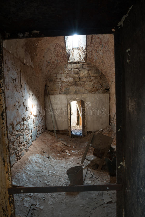 Eastern State Penitentiary royalty free stock images