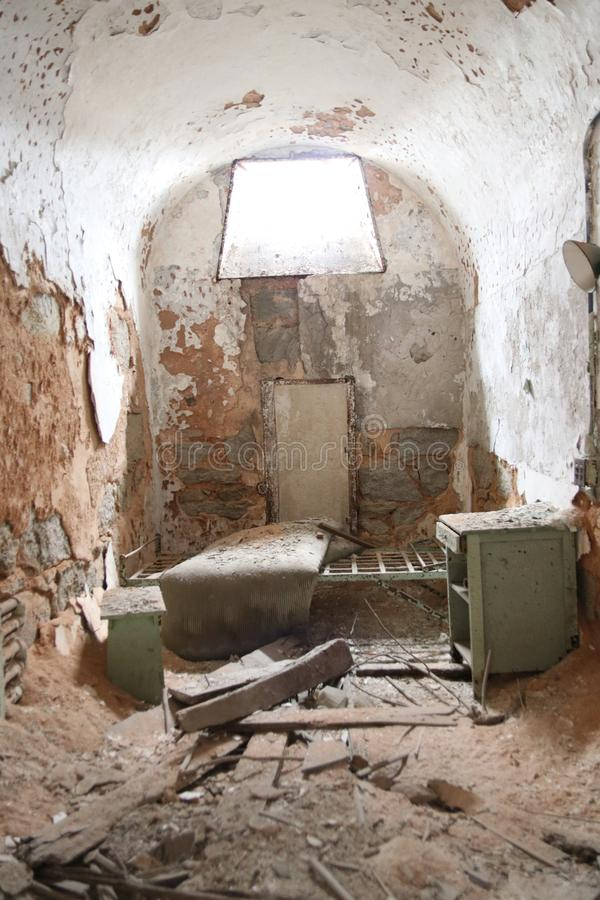 Old Penitentiary in Philadelphia,Pennsylvania royalty free stock image