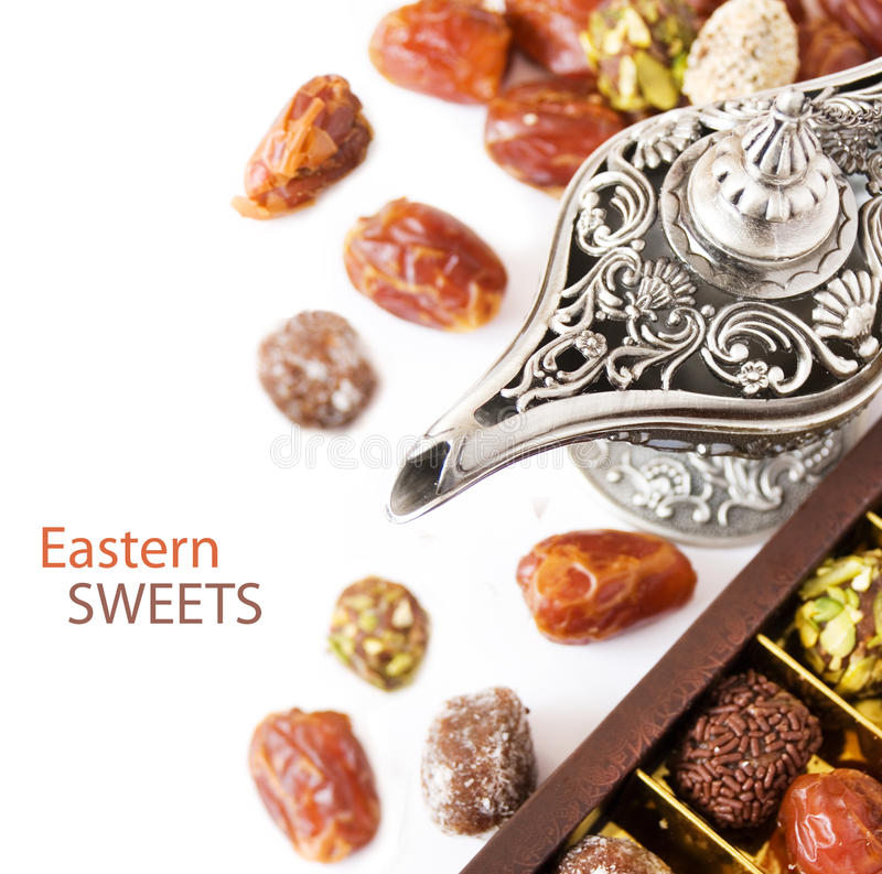 Eastern sweet royalty free stock images