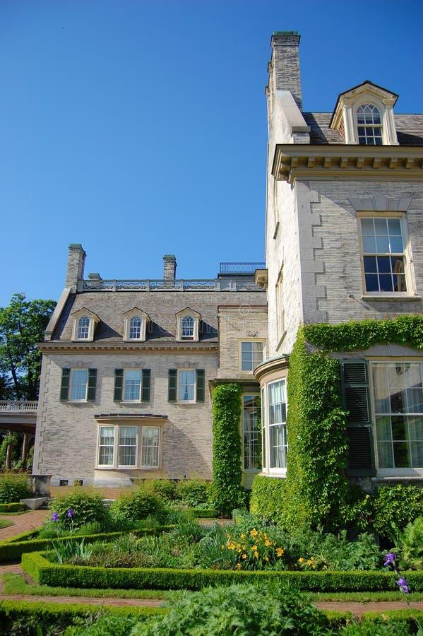 eastman дом rochester george стоковое изображение