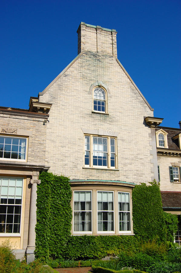 eastman George domowy Rochester zdjęcie stock