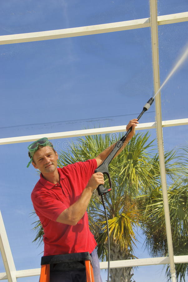 Download Easy job stock photo. Image of structure, florida, clean - 21435126