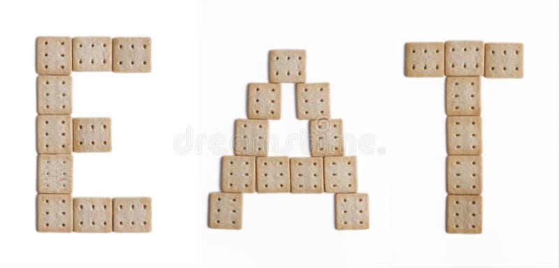 Download Eat biscuits stock image. Image of design, food, char - 19144987
