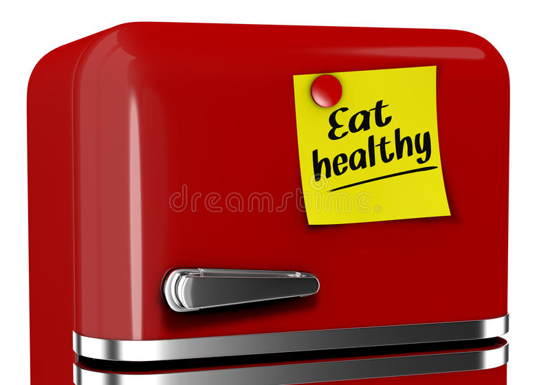 Download Eat healhty stock illustration. Image of healthcare, care - 28279446