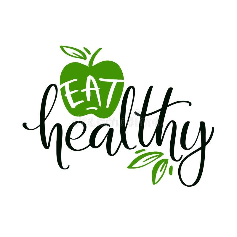 Healthy Food Label Set. Product Labels Or Stickers. 100