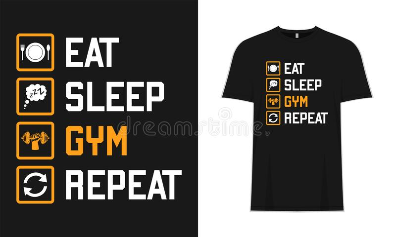 Hunter Club Eat Sleep Hunt Repeat Kids T-Shirt