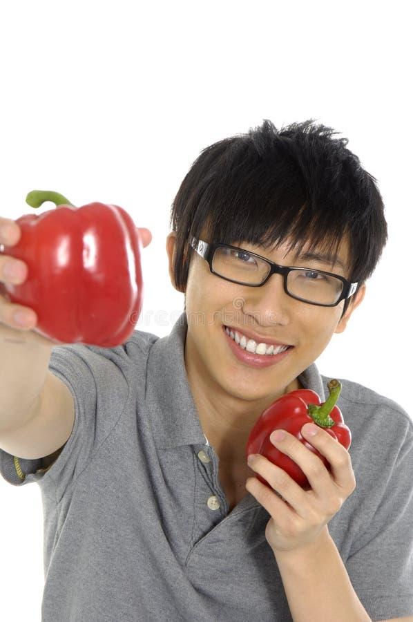 Free Eating Fruit Stock Image - 5221951