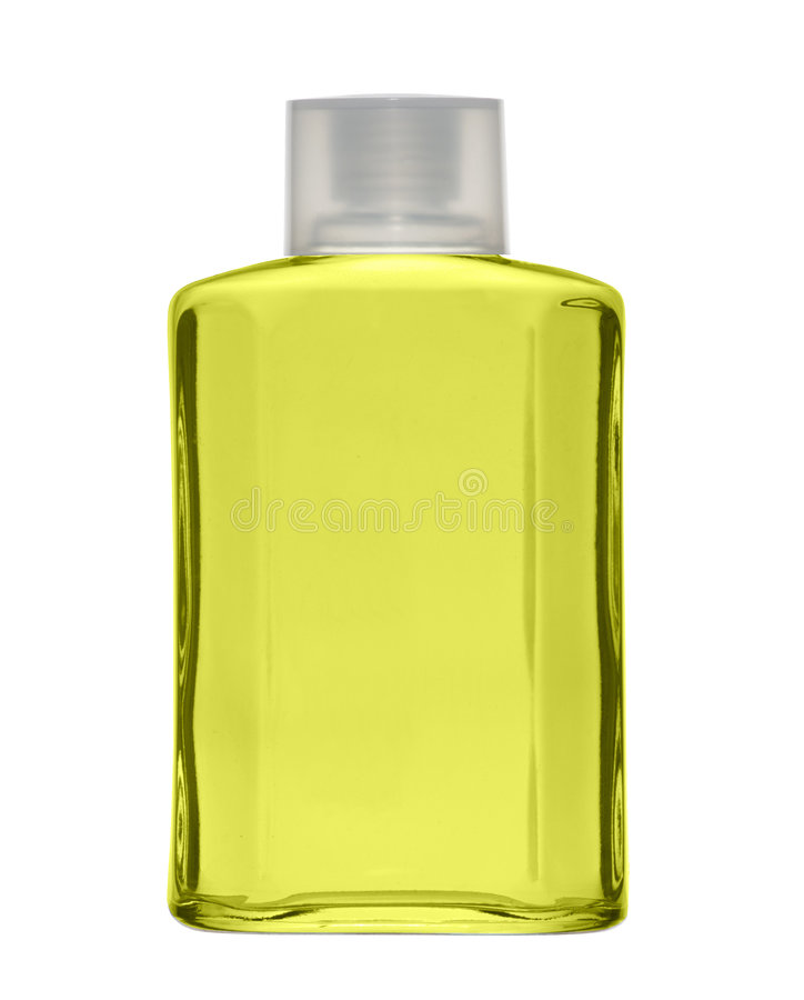 Eau de cologne bottle royalty free stock photography