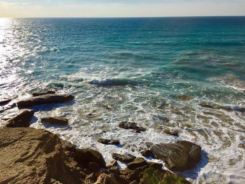 Eau de mer photographie stock