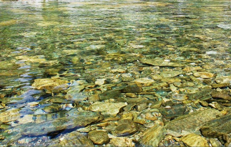 eau de rivière pure images libres de droits