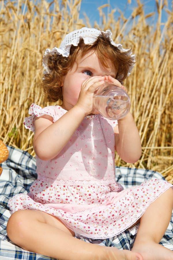eau potable photographie stock