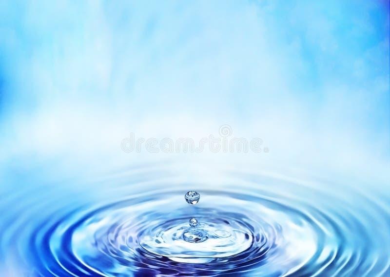 eau propre photo libre de droits
