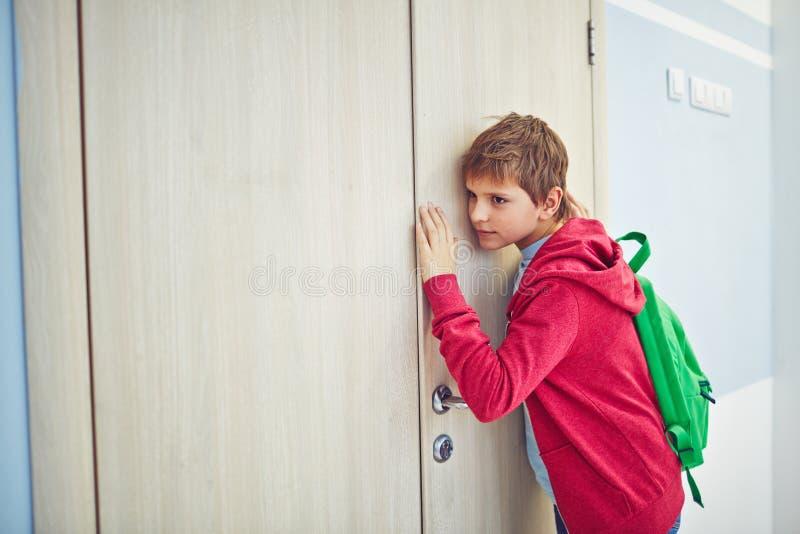 eavesdropping foto de archivo libre de regalías