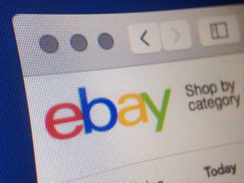 eBay foto de stock