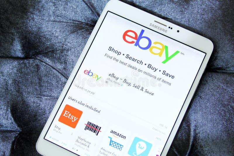 eBay foto de stock royalty free