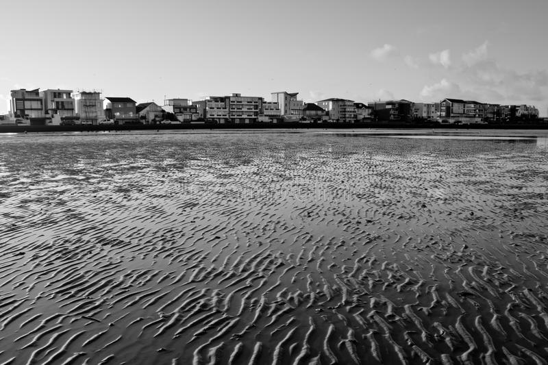 Download Ebb stock image. Image of home, europe, house, beach - 39500587
