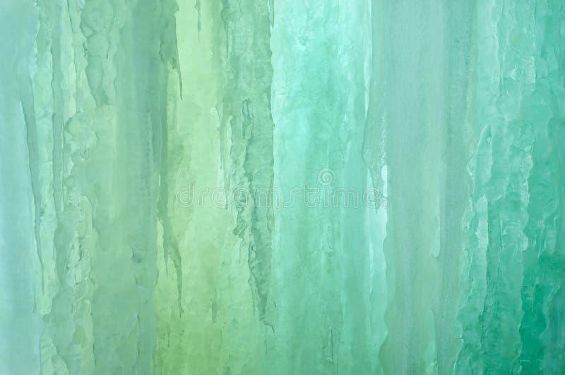Eben Ice Cave Interior fotografia stock libera da diritti