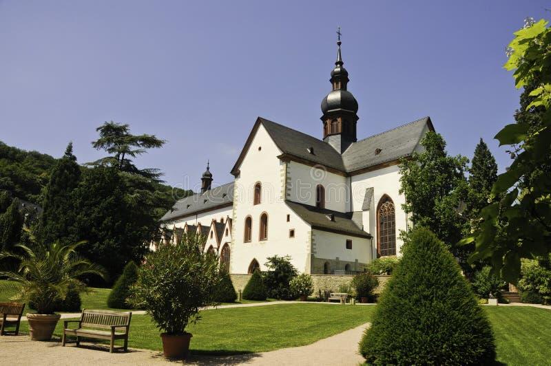 eberbach kloster obraz stock