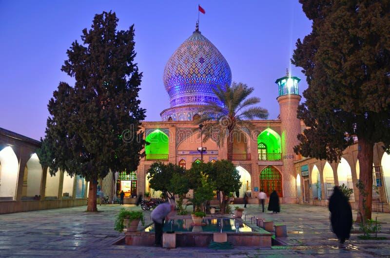EBN-e Hamze Shrine d'Ali images stock