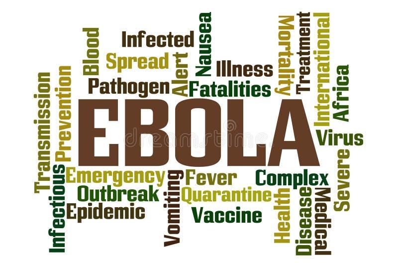 ebola lizenzfreie abbildung
