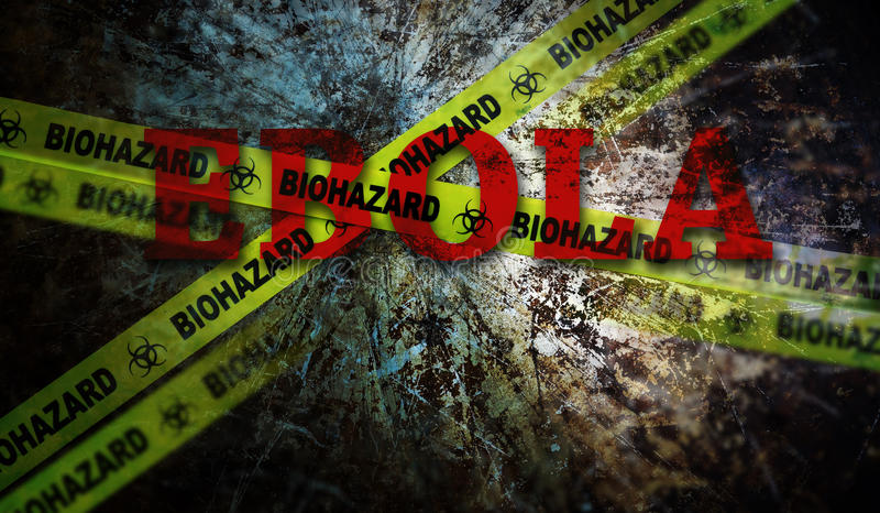 ebola lizenzfreie stockfotos