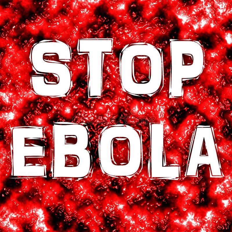 ebola imagens de stock