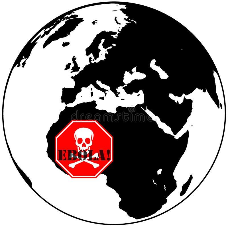 ebola arkivfoton