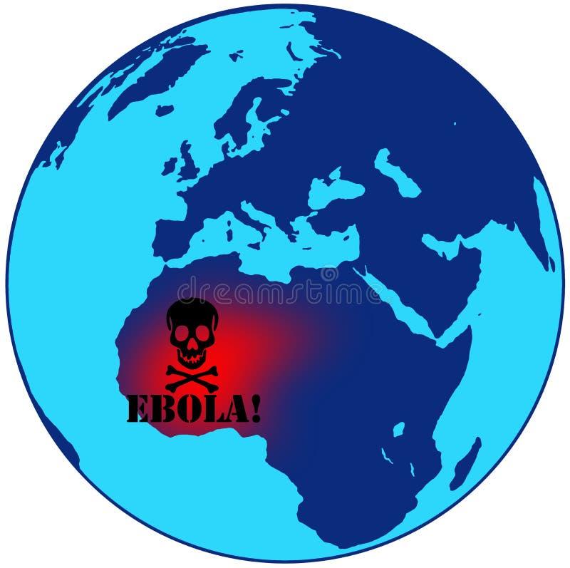 ebola arkivfoto