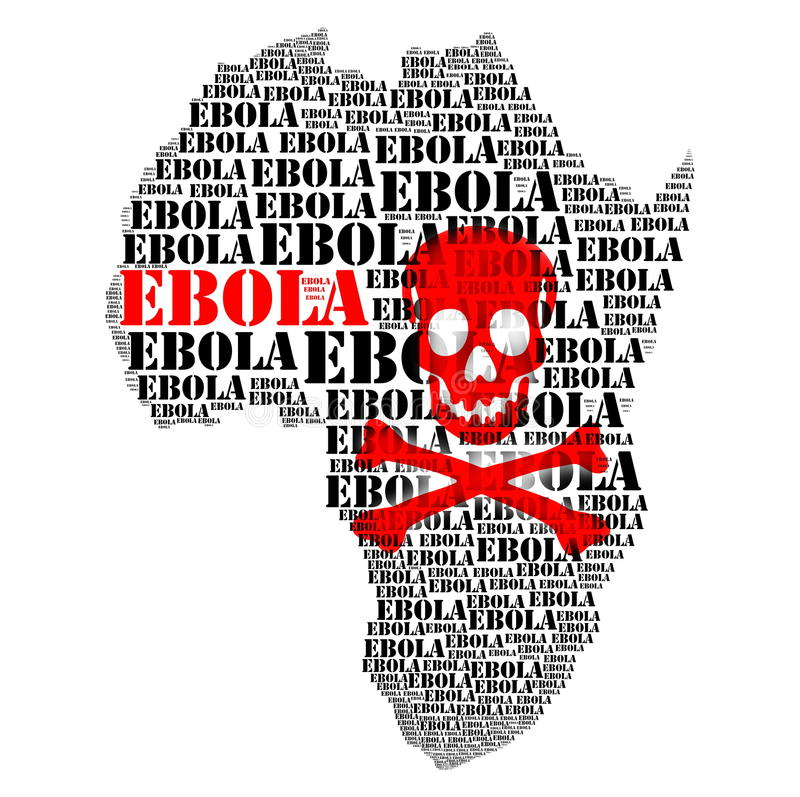 ebola стоковое фото rf