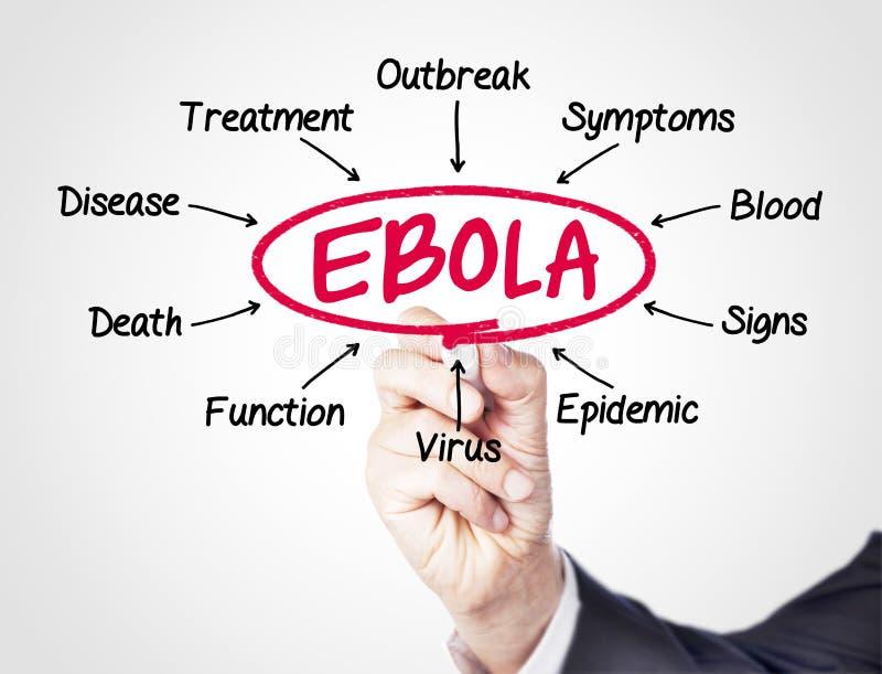 ebola imagen de archivo