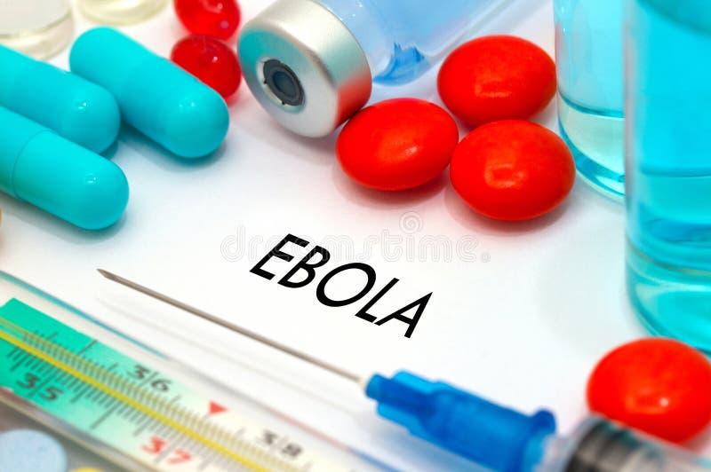 ebola стоковое фото