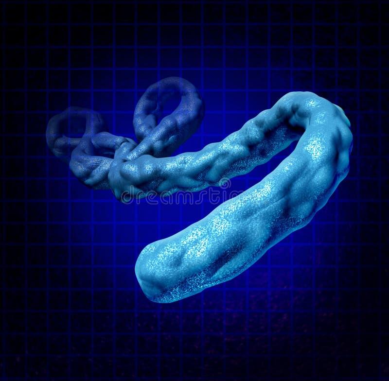 Ebola wirus royalty ilustracja