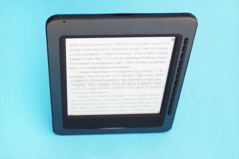 Ebook imagen de archivo