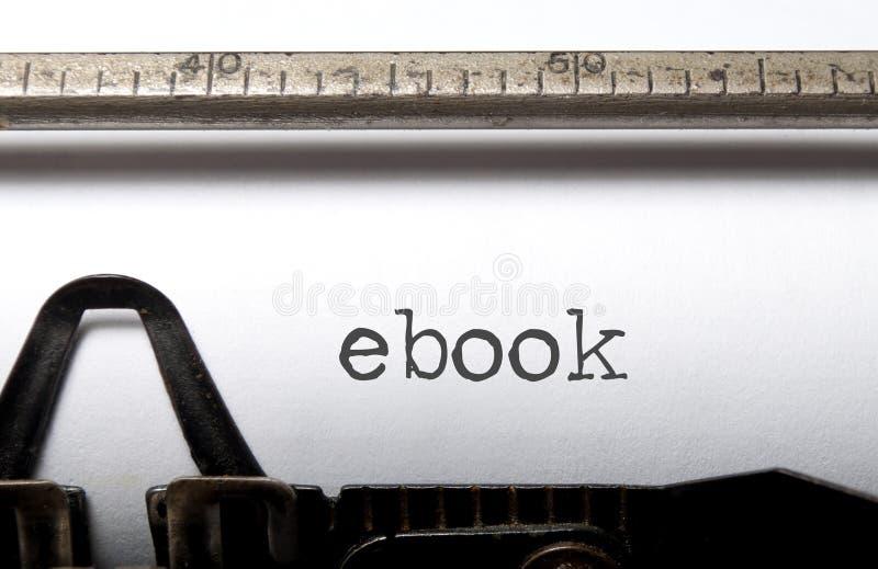 Ebook royaltyfria foton