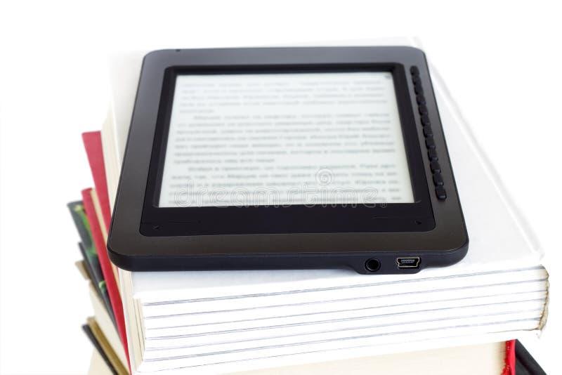 Ebook Leser lizenzfreie stockfotografie