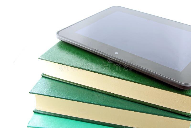EBook-Lesertablette lizenzfreies stockfoto