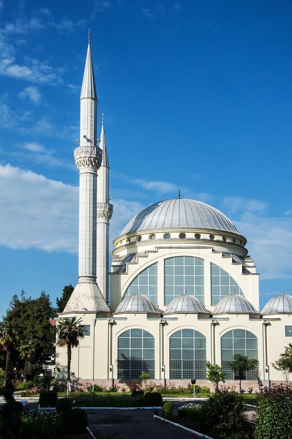 Ebu Bekr清真寺, Skadar,阿尔巴尼亚 库存照片