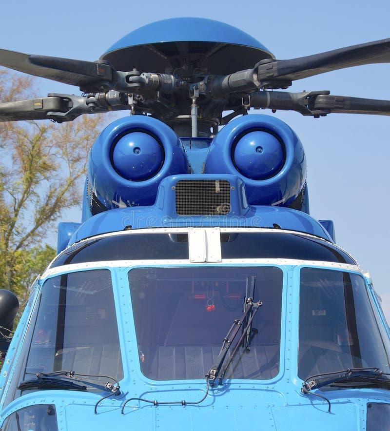 EC-225 helikopter obrazy stock