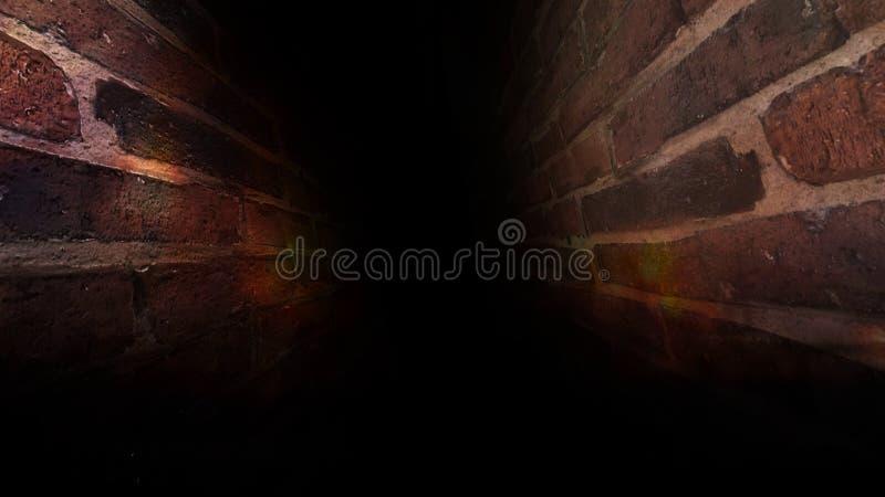 Echa wojna w korytarzu Komarnica w korytarzu fotografia royalty free