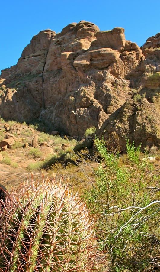 Echo Canyon Park stock photo