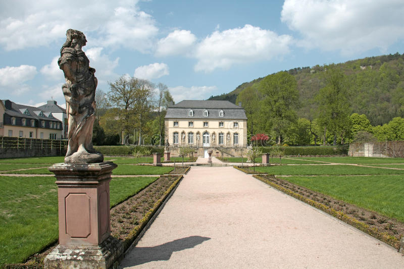 Echternach, Grand Duchy Of Luxembourg Royalty Free Stock Images